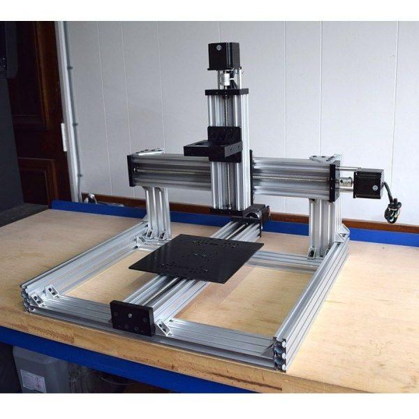 Maquina fresadora CNC