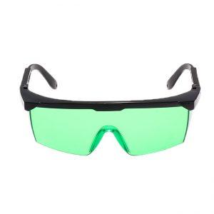 Lentes proteccion verde laser 200-540nm