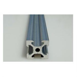 perfil aluminio V-slot 20x20x250